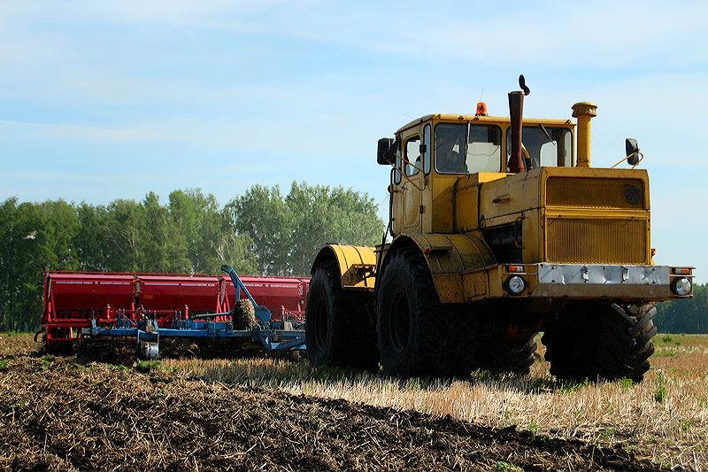 В Омской области закончили самую быструю за много лет посевную