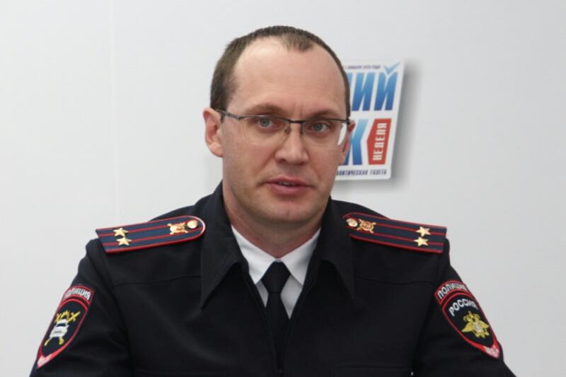 Начальник омской ГИБДД Миллер получил высокий пост в Тюмени #Омск #Общество #Сегодня