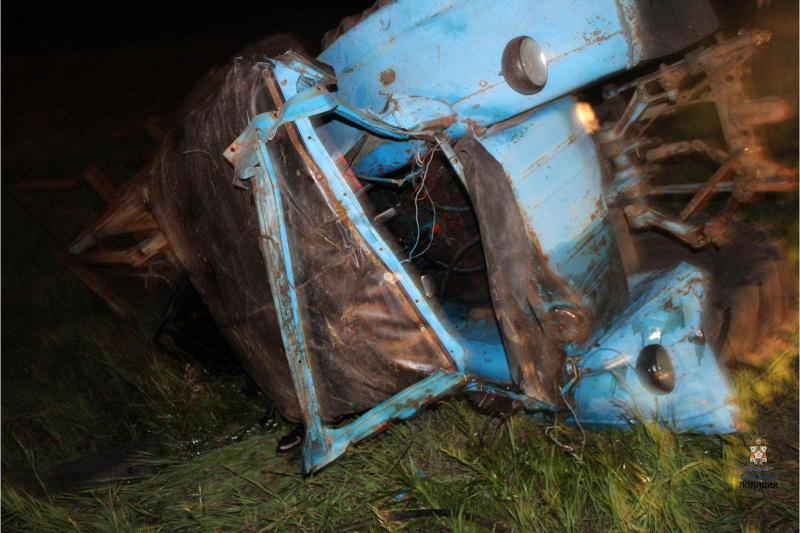 В Омской области погиб молодой тракторист: его протаранил ЗИЛ #Новости #Общество #Омск