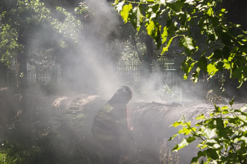 В Омске стали реже гореть автомобили, торговые и офисные центры #Новости #Общество #Омск