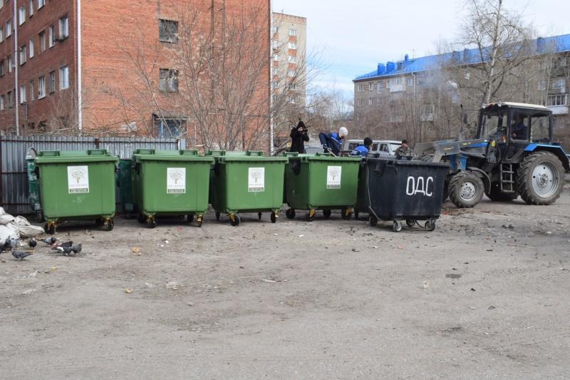 Плата за мусор для омичей не вырастет – Лобов #Новости #Общество #Омск