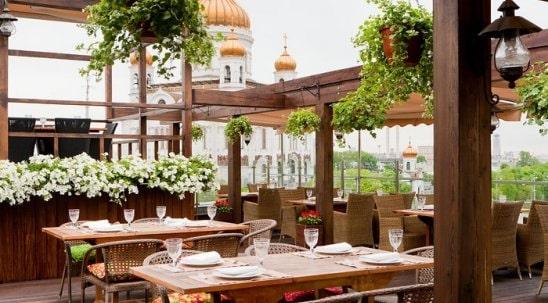 В Омске определили правила работы летних веранд кафе при COVID-19 #Омск #Общество #Сегодня