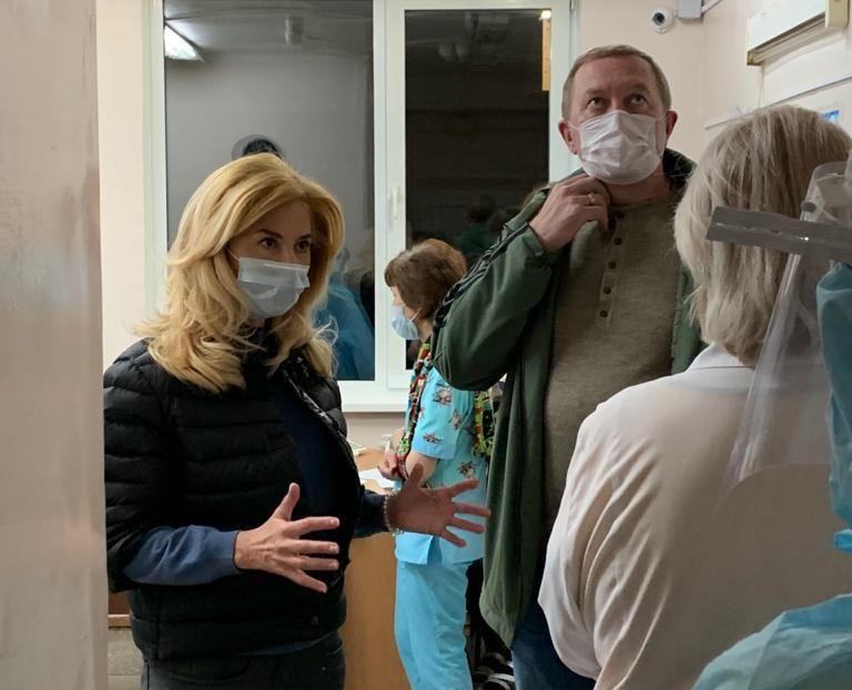 Солдатова хочет победить коронавирус до 1 июля #Новости #Общество #Омск