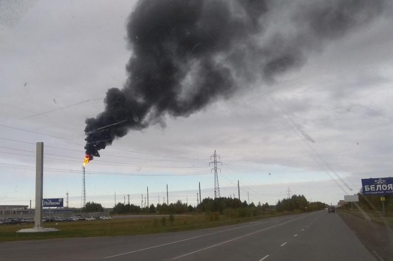 Парадокс: воздух в Омске испортился в 2 раза, а нарушителей стало в десять раз меньше #Новости #Общество #Омск
