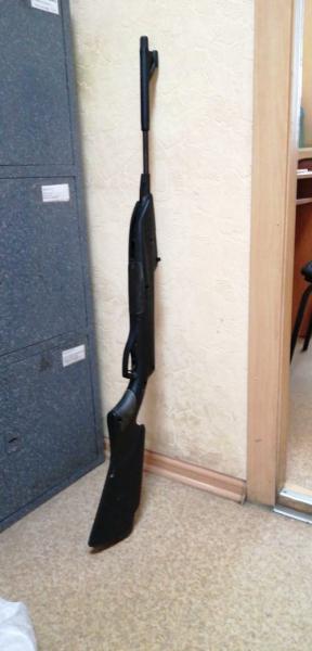 Воры украли у омского фермера пневматическую винтовку и пропили ее #Новости #Общество #Омск