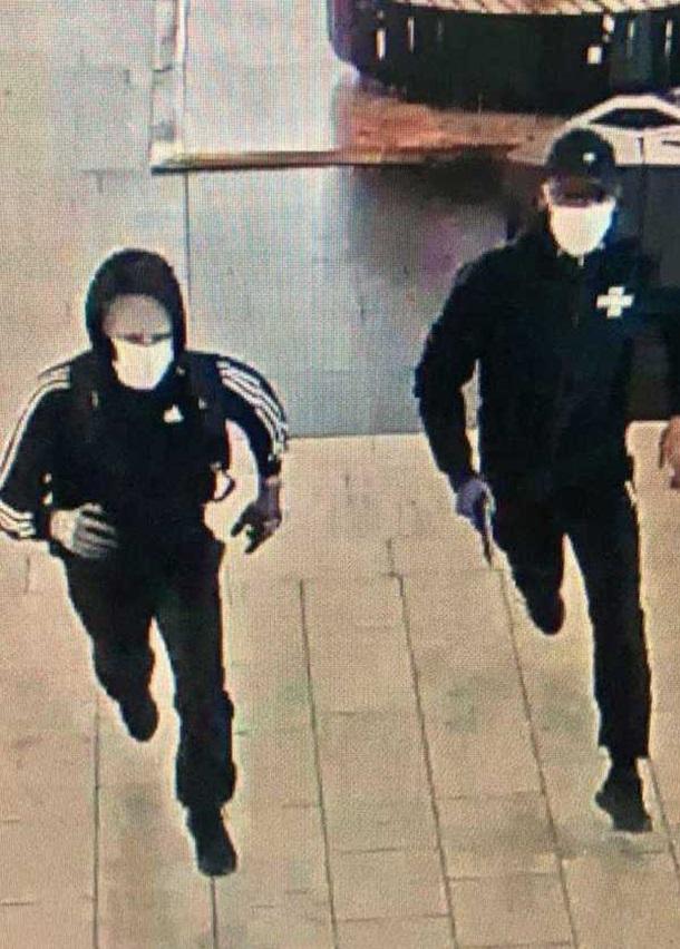 В Стокгольме произошла стрельба в торговом центре