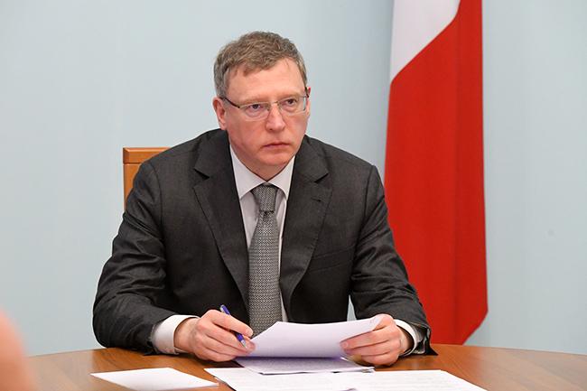 Коронавирус плохо сказался на рейтинге Буркова #Новости #Общество #Омск