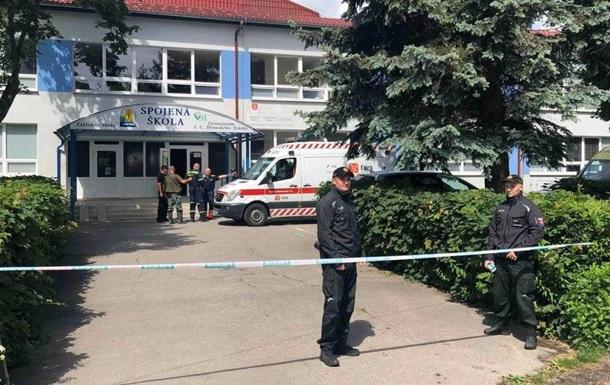 В Словакии произошло вооруженное нападение на школу
