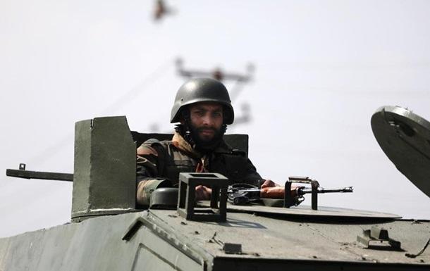 В Индии заявили о гибели военного при обстреле из Пакистана