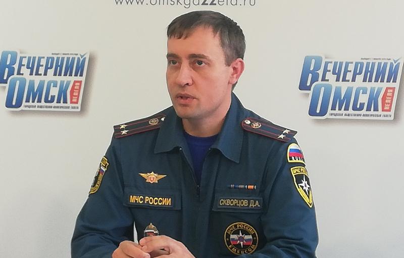 Омские спасатели проверят все участки голосования по изменениям в Конституцию #Омск #Общество #Сегодня