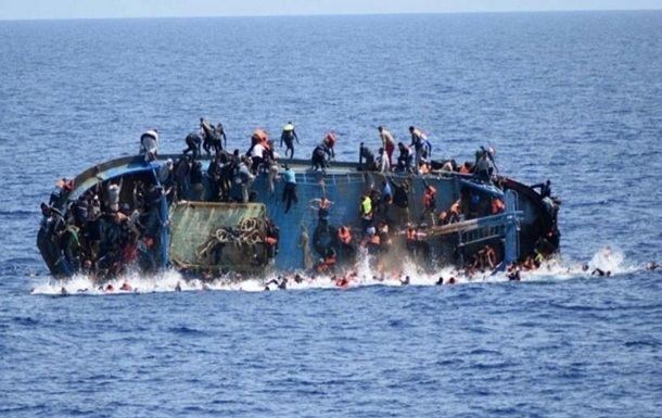 Возле побережья Туниса разбилось судно с мигрантами: 48 погибших