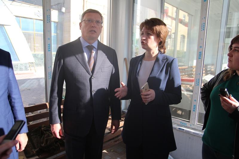 Бурков заявил, что сила духа поможет преодолеть все трудности #Новости #Общество #Омск