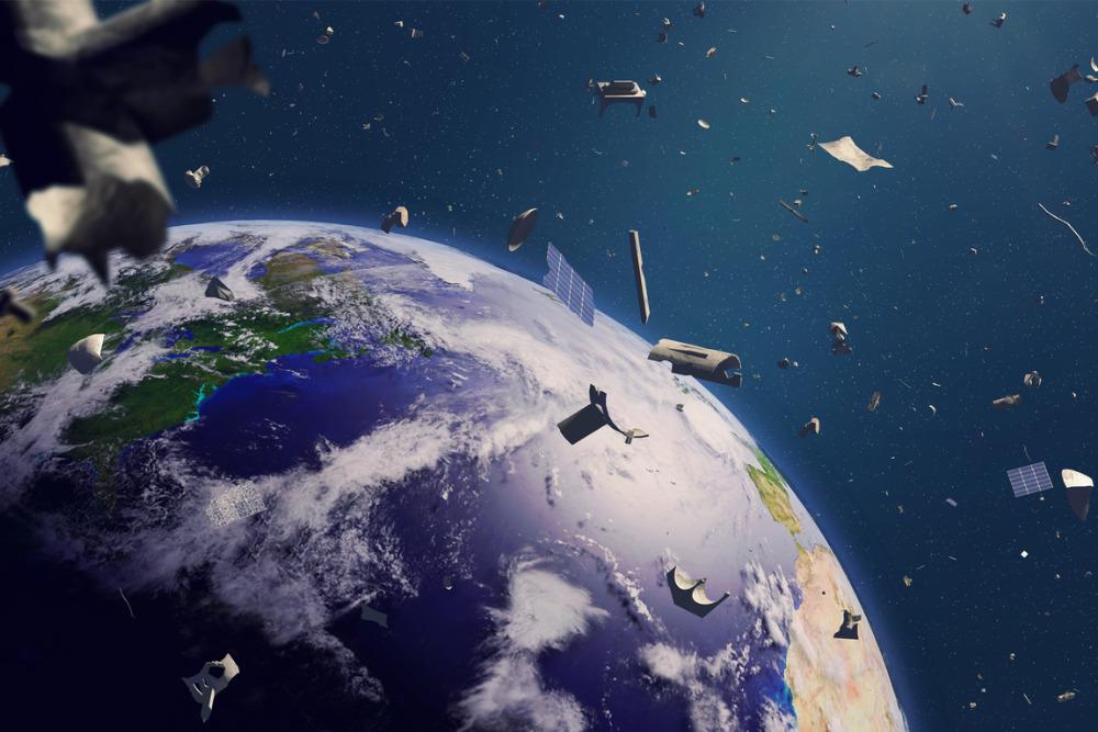 Вещи, которые вы должны знать о космическом мусоре