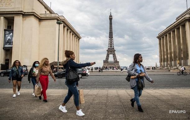 Франция открывает границы для туристов