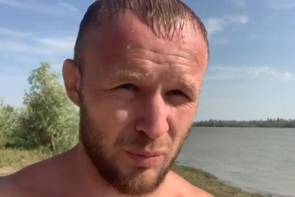 Шлеменко выловил из Иртыша утопленника #Новости #Общество #Омск