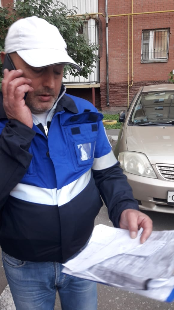 Не все дома Левобережья успели подключить к газу #Омск #Общество #Сегодня
