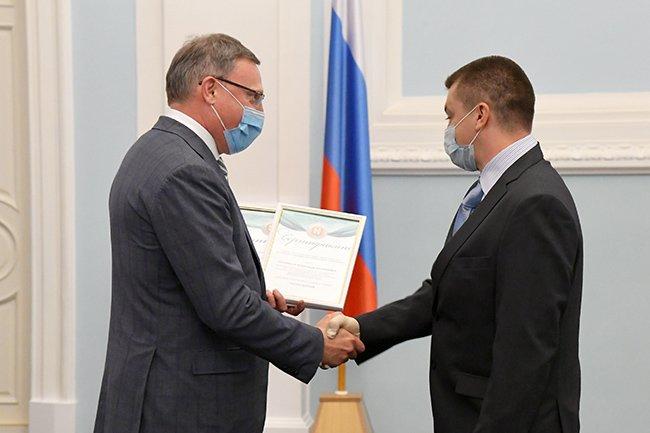 Врачом года в Омской области признали анестезиолога #Омск #Общество #Сегодня