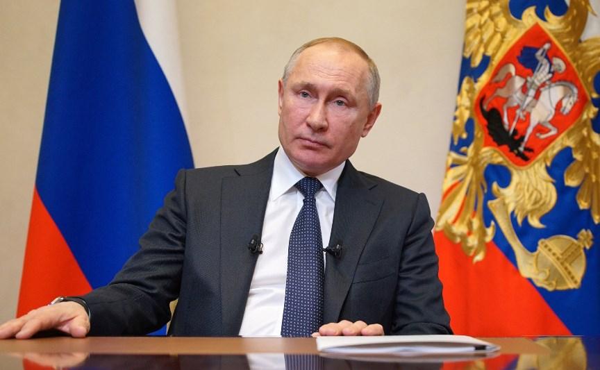 Путин обратится к россиянам в преддверии голосования по Конституции #Новости #Общество #Омск