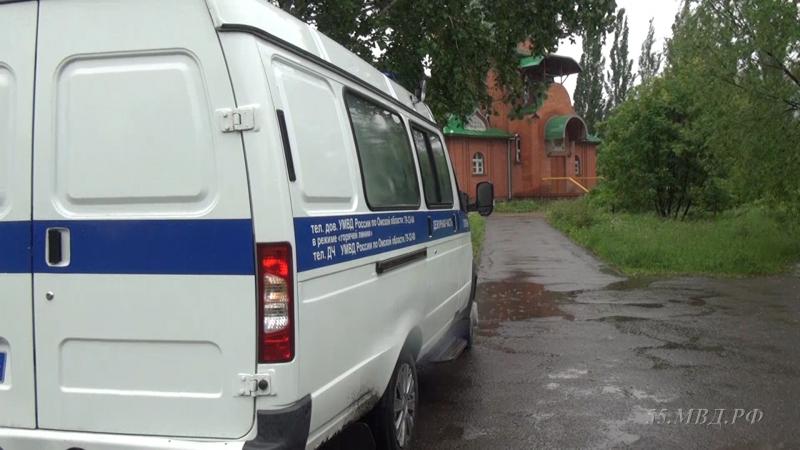 В Омской области пастух приревновал жену и спалил баню соседу #Омск #Общество #Сегодня