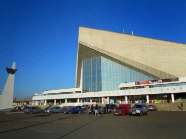 Работникам СКК Блинова перевели зарплату, а сам комплекс ждет ремонт #Новости #Общество #Омск