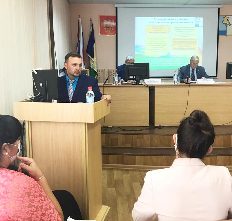 Глава Омского района рассказал о планах развития пригорода