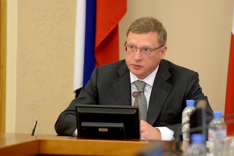 Никаких геев и дяди Сэма: омский губернатор – о поправках в Конституцию #Омск #Общество #Сегодня