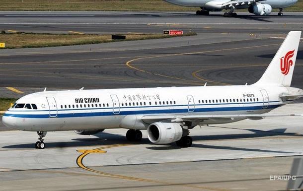 США отклонили запрос китайских авиакомпаний