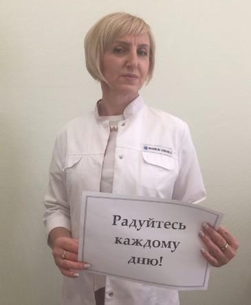 Наталья БУЛЬБАКОВА: «Врач – это волшебник, который проливает свет на жизнь» #Омск #Общество #Сегодня