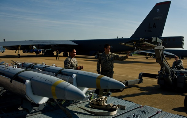 В США испытали умную авиабомбу комплекса Золотая Орда