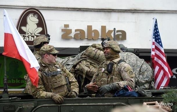 США перебросят в Польшу две тысячи военных и десятки F-16 – СМИ