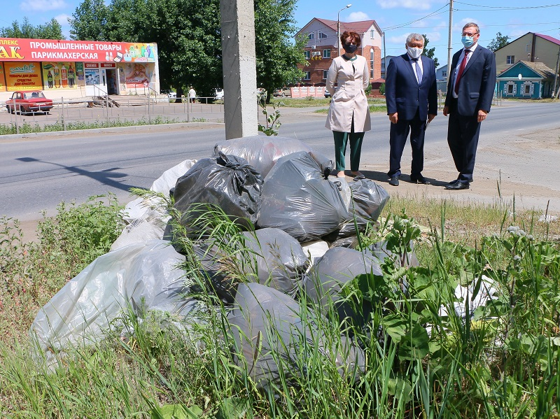 Стало известно, как собираются возить мусор из частного сектора в Омске #Омск #Общество #Сегодня