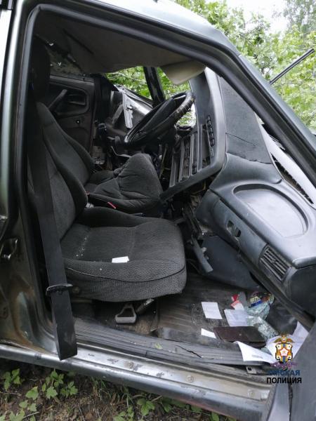 Житель Омской области за ночь совершил 3 угона легковушек #Новости #Общество #Омск