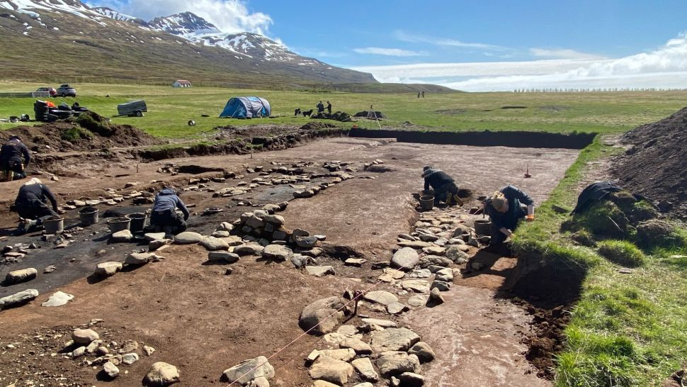 Викинги прибыли в Исландию раньше, чем ожидалось