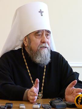 Омский митрополит еще 20 лет назад просил Путина поменять Конституцию #Новости #Общество #Омск