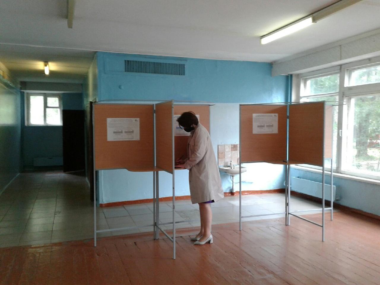 Фадина объяснила, почему голосовала за поправки в Конституцию #Омск #Общество #Сегодня