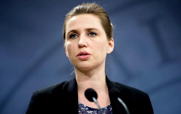 Датский премьер повторно отложила свадьбу