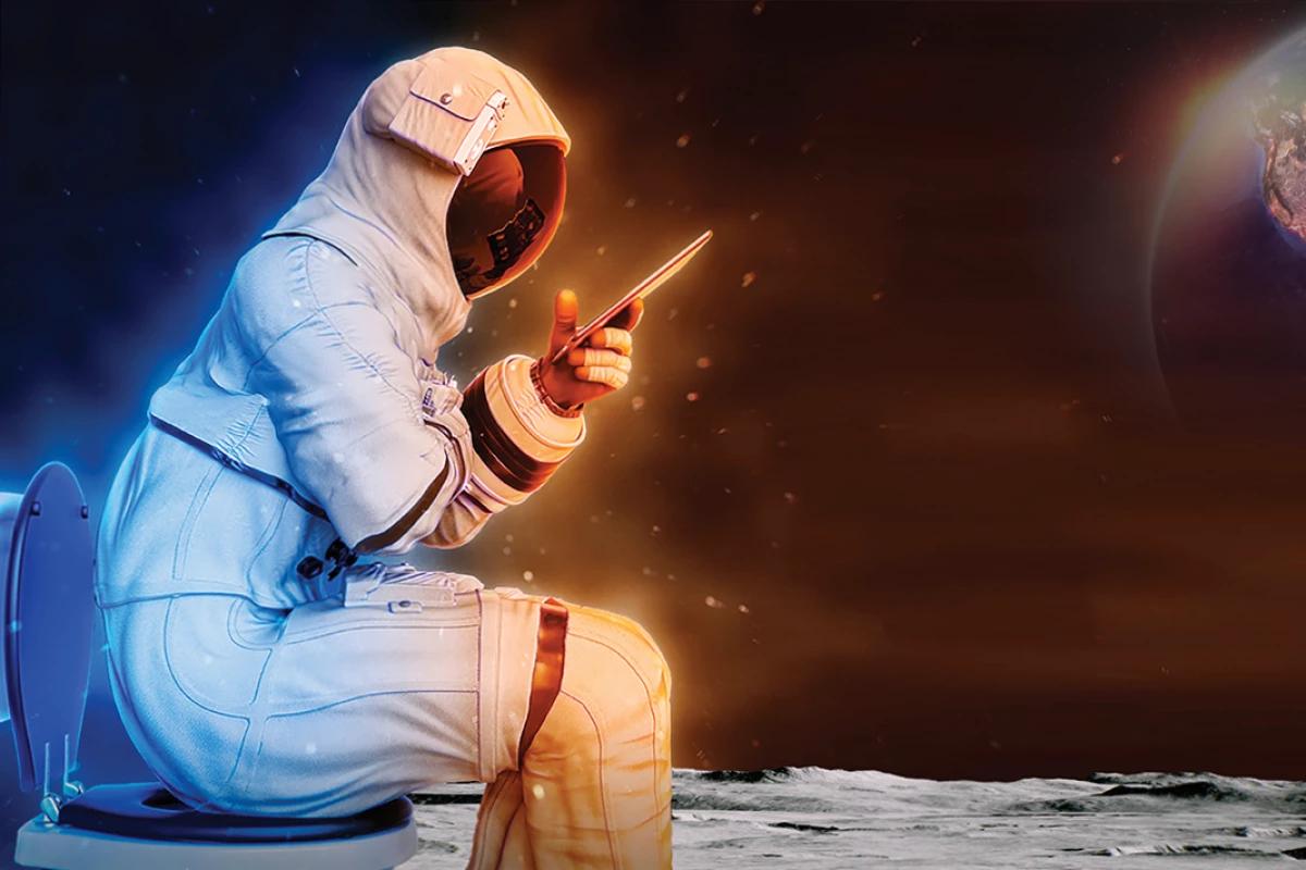 НАСА предлагает денежные призы за концепцию лунного туалета