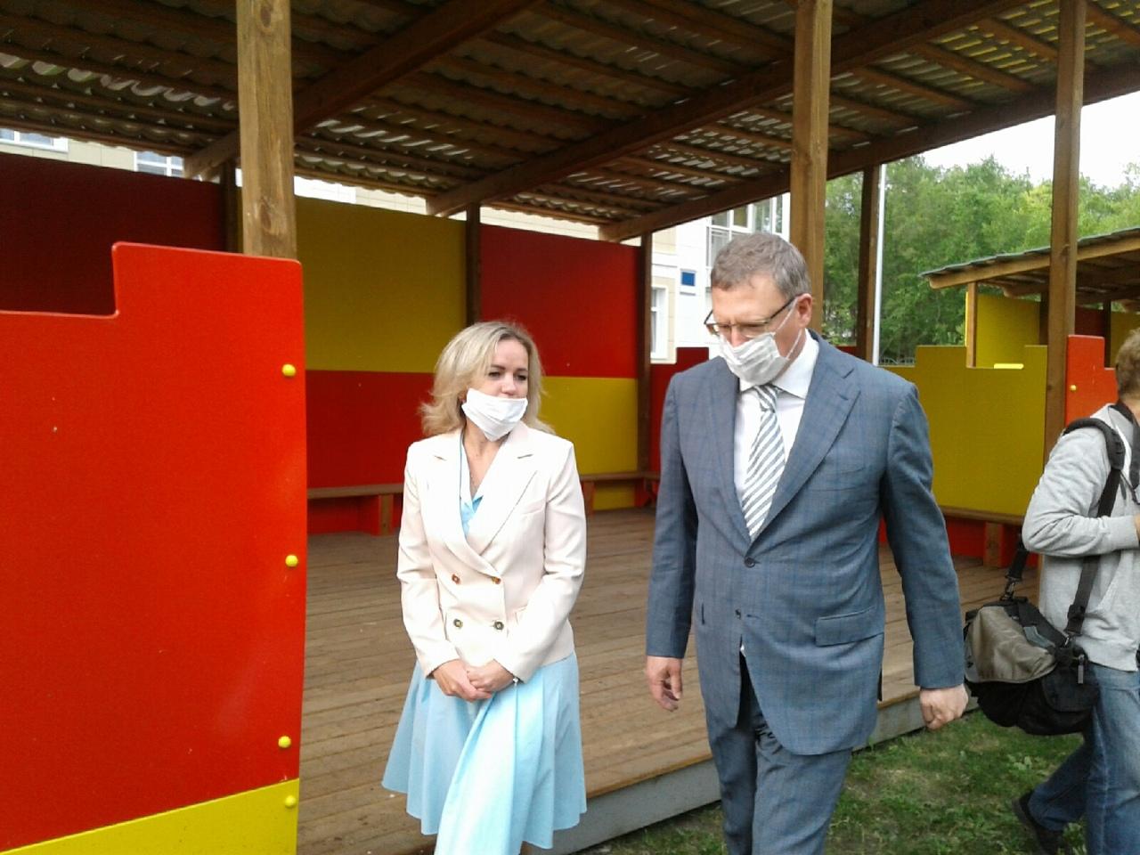 В Омске открыли новый садик: второго такого в городе нет #Новости #Общество #Омск