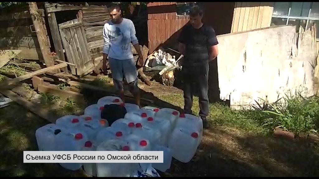 В Омске остановили две лаборатории по производству «дизайнерского» наркотика #Омск #Общество #Сегодня