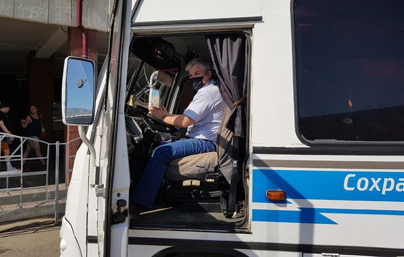 В Омской области оживились пассажирские автоперевозки #Новости #Общество #Омск