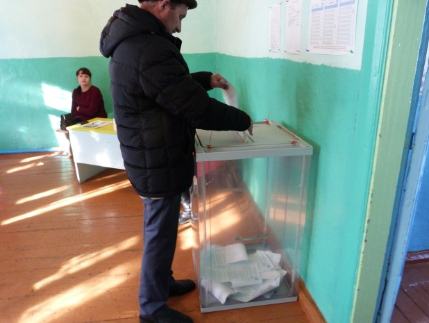 Стали известны первые итоги голосования в Омской области #Омск #Общество #Сегодня