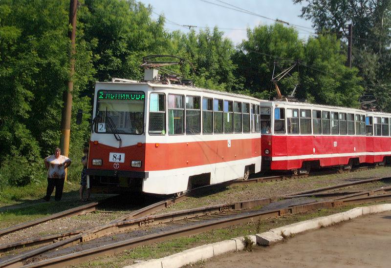 В Омске на выходные приостановят трамвай №2 #Новости #Общество #Омск