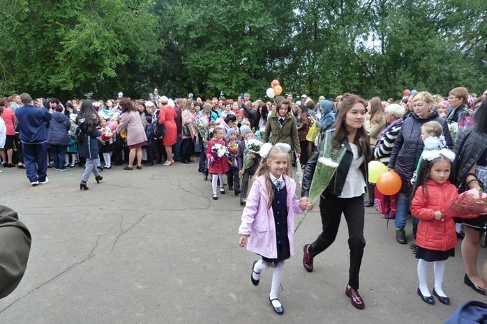 В Омске начали принимать заявления в первый класс не по прописке #Новости #Общество #Омск