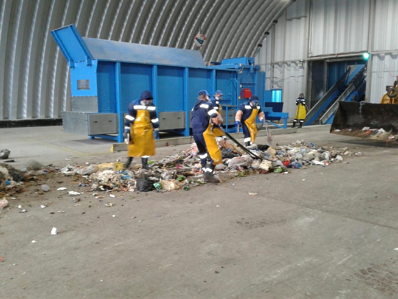 Вскоре в Омске запустят второй мусоросортировочный завод #Новости #Общество #Омск