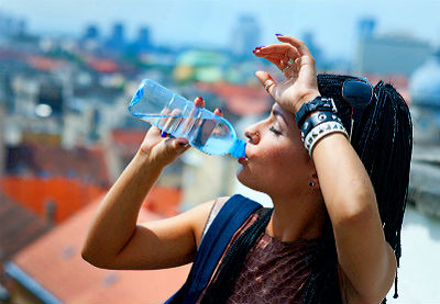 Всю неделю омичей ждет жара с температурой до +33 градусов #Омск #Общество #Сегодня