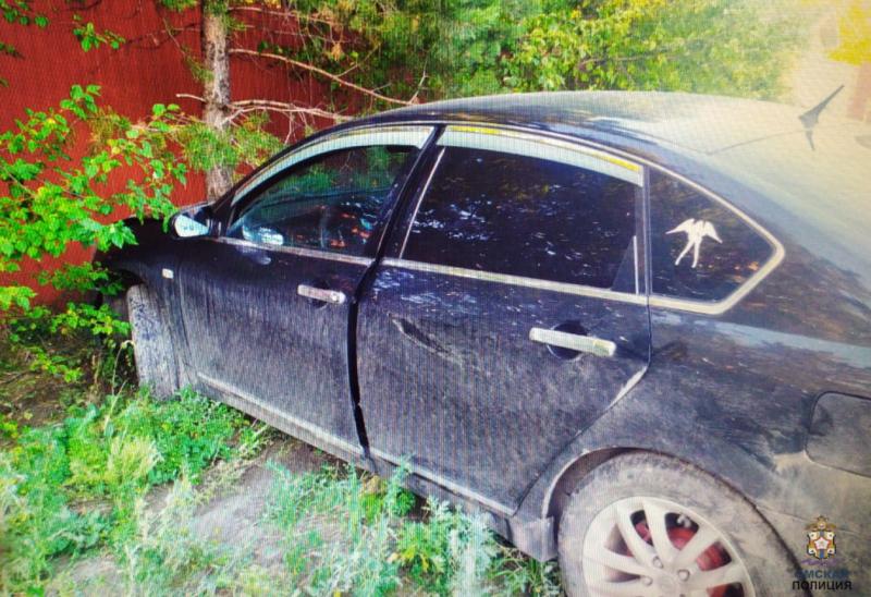 Житель Омской области придумал угон, чтобы не лишиться водительских прав #Новости #Общество #Омск