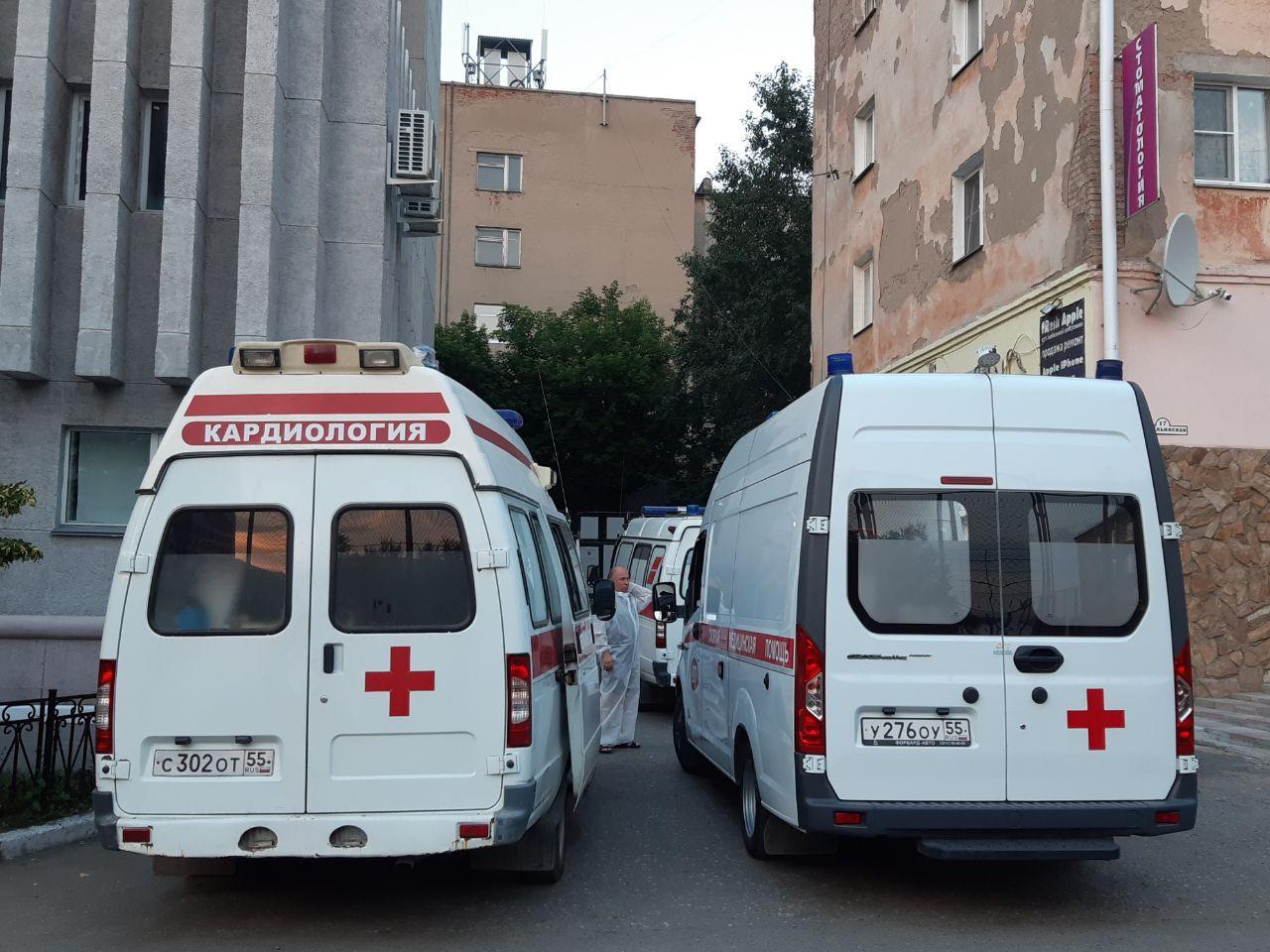 Коронавирусом заразились еще 93 омича #Омск #Общество #Сегодня