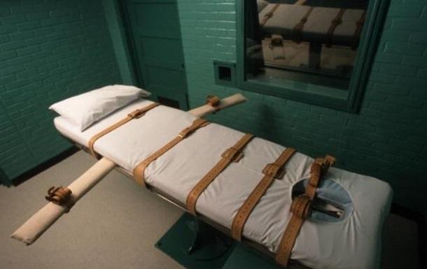 Преступника в США казнили через 16 лет после приговора