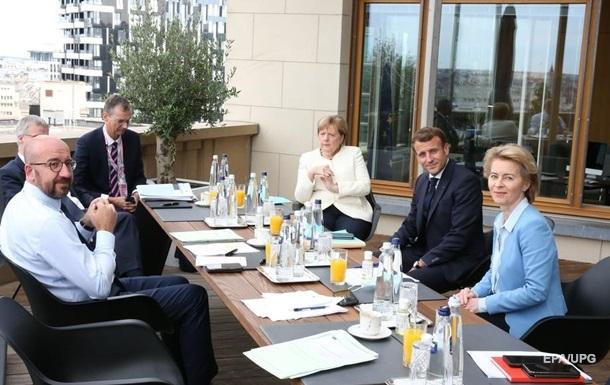 Меркель не исключает полный провал саммита ЕС по экономике