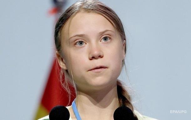Грета Тунберг получила один миллион евро за борьбу с изменением климата